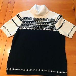 Ann Taylor LOFT short sleeved sweater, NWOT